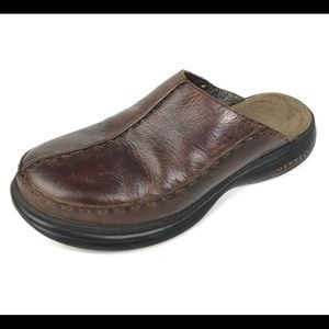 Merrell Mens Slip On Slides Mules Clogs Shoes  8
